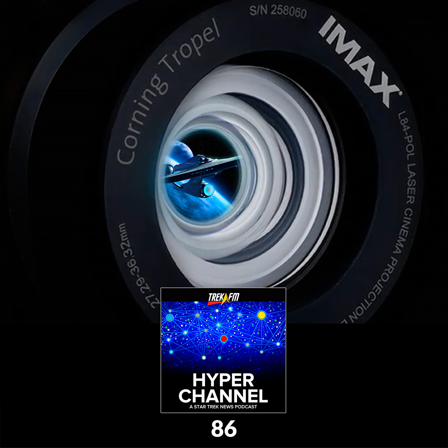 Hyperchannel 86: I, Max