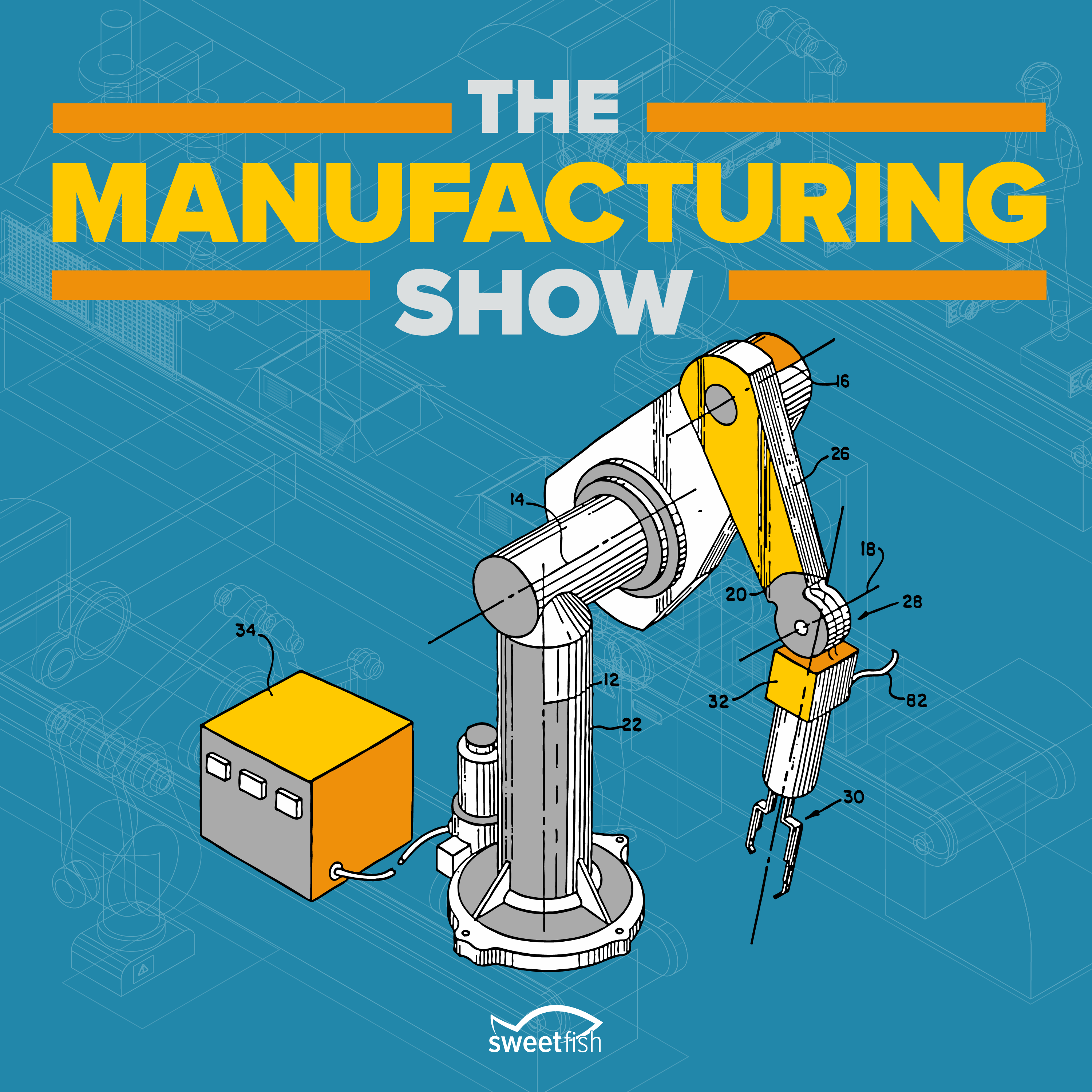 The Manufacturing Show show art