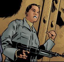 ep 012 Jeff Parker Atlas's First Class Agent