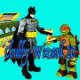 Artwork for 20: Cowabunga, Batman!