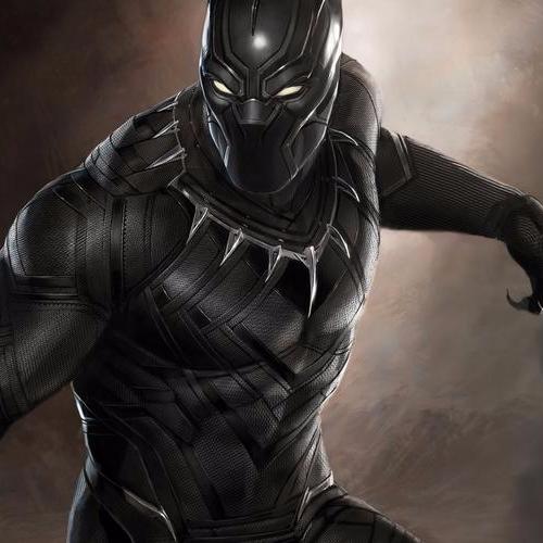 Artwork for 33: Black Panther: Civil War