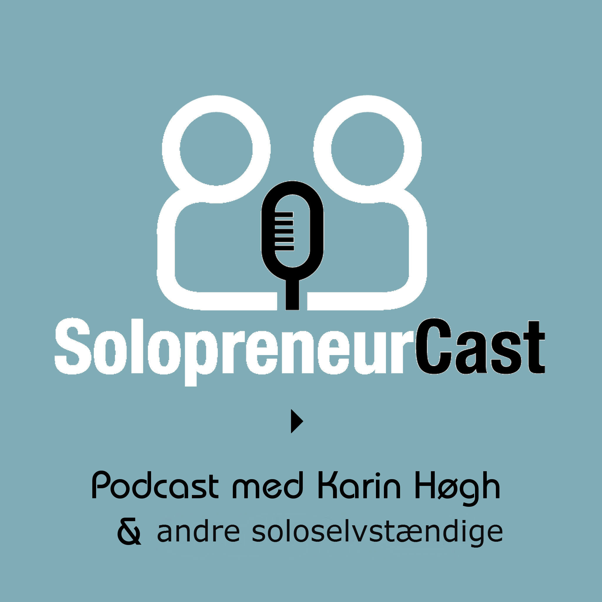 SolopreneurCast - for og med soloselvstændige show art