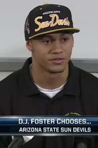 Episode 41 - D.J. Foster, The Future of ASU Football