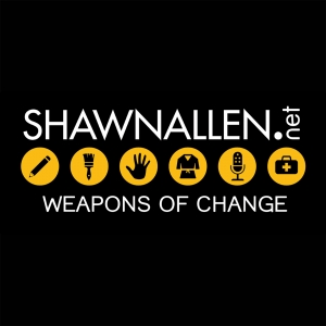 The Weapons of Change Podcast, with Shawn Allen