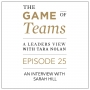 Artwork for A Conversation with Sarah Hill on the Game of Teams Podcast series