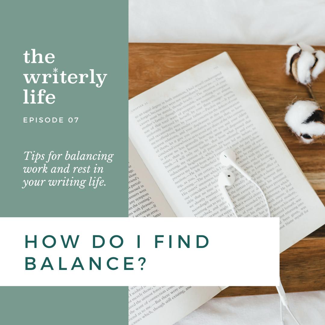 How Do I Find Balance?