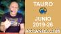 Artwork for HOROSCOPO TAURO - Semana 2019-26 Del 23 al 29 de junio de 2019 - ARCANOS.COM