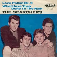 The Searchers - Love Potion # 9  Time Warp Radio Song of the Day (8/23/16)