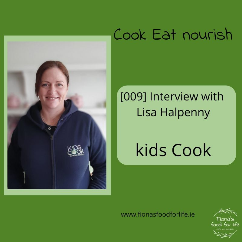 Interview with Lisa Halpenny