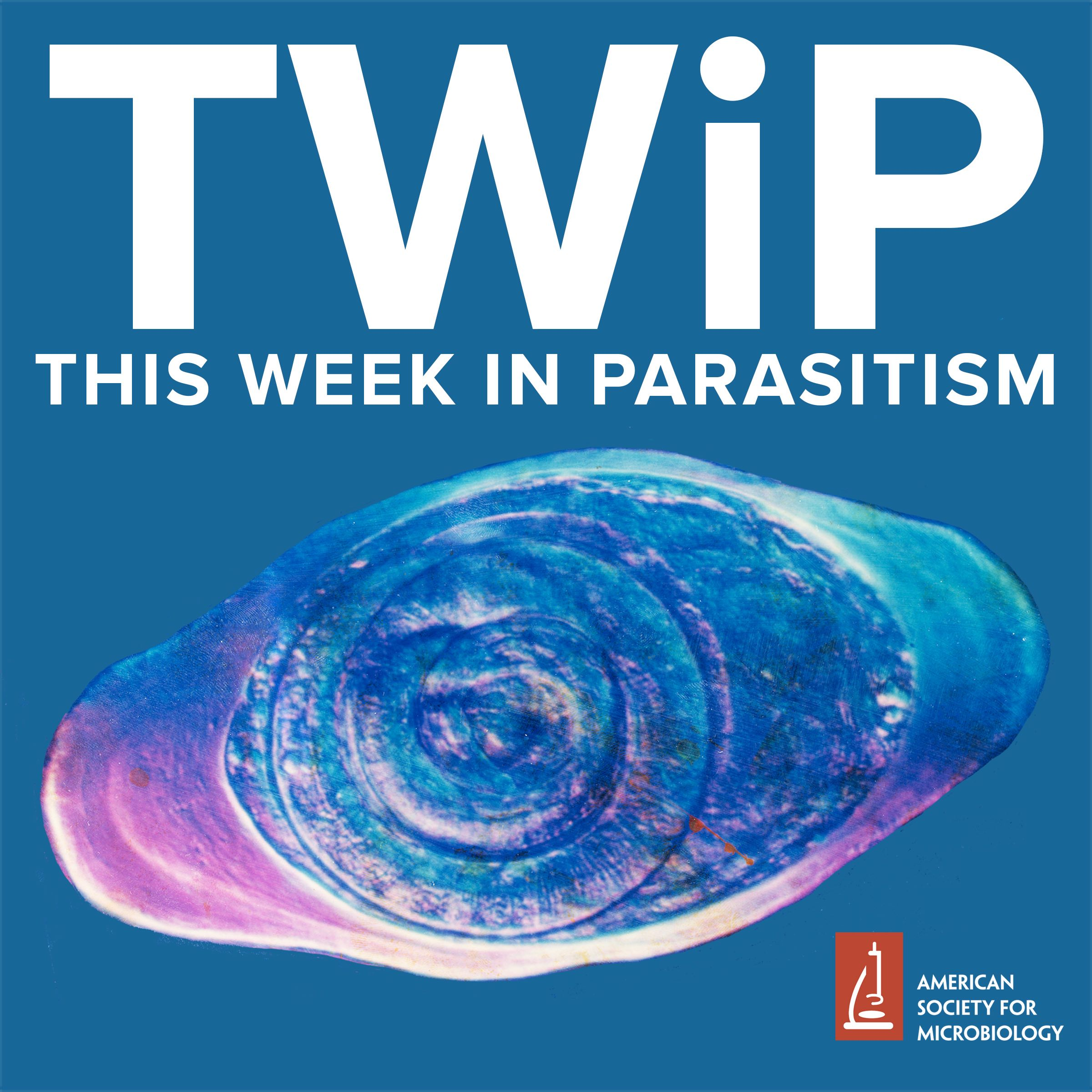This Week in Parasitism show art
