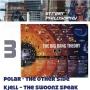 Artwork for Podcasts en ingles lento 3: El Big Bang - Filosofia de la calle