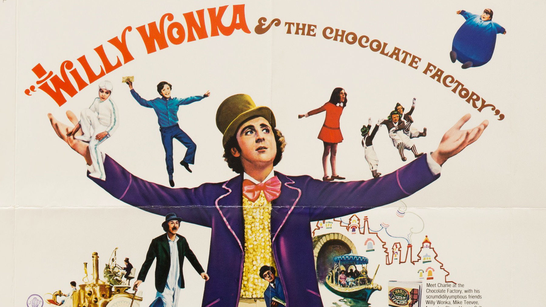 Willy Wonka Chocolate Factory ISTYA review