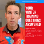 Artwork for Your Winter Training Questions Answered [Part 1 of 2]