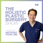 Artwork for How to Get Rid of Undereye Dark Circles with Dr. Anthony Youn - Holistic Plastic Surgery Show #181