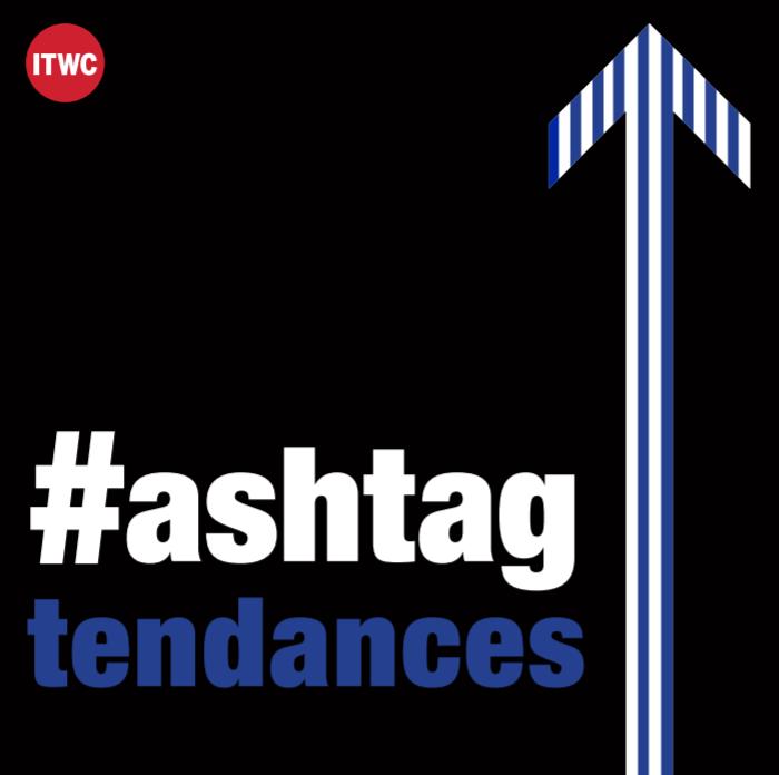 Hashtag Tendances podcast show art