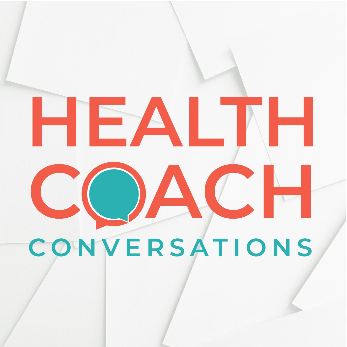 Health Coach Conversations show art