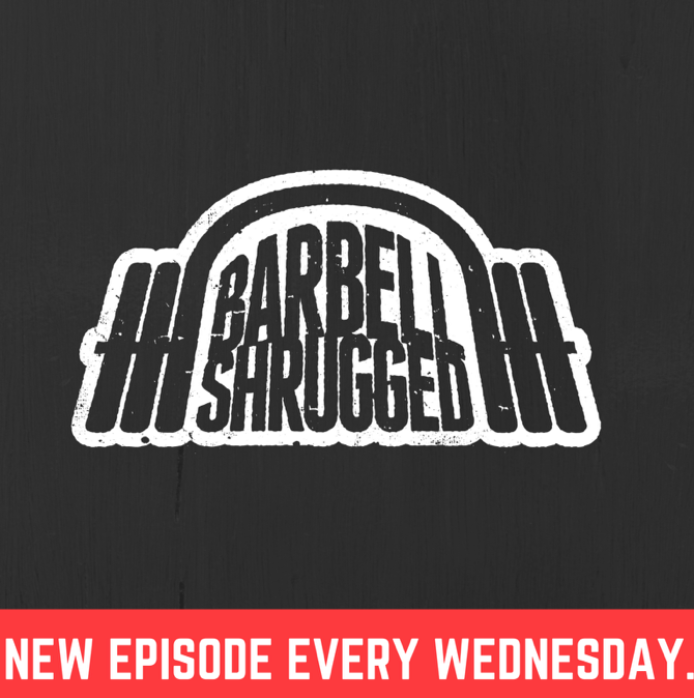 Barbell Shrugged - Talking Training w/ CrossFit Games Athletes, Strength Coaches & More logo