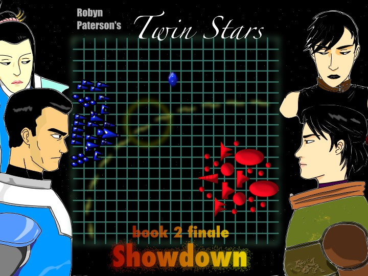 Twin Stars, Book 2, Episode 11 (211)- Showdown, Part 3