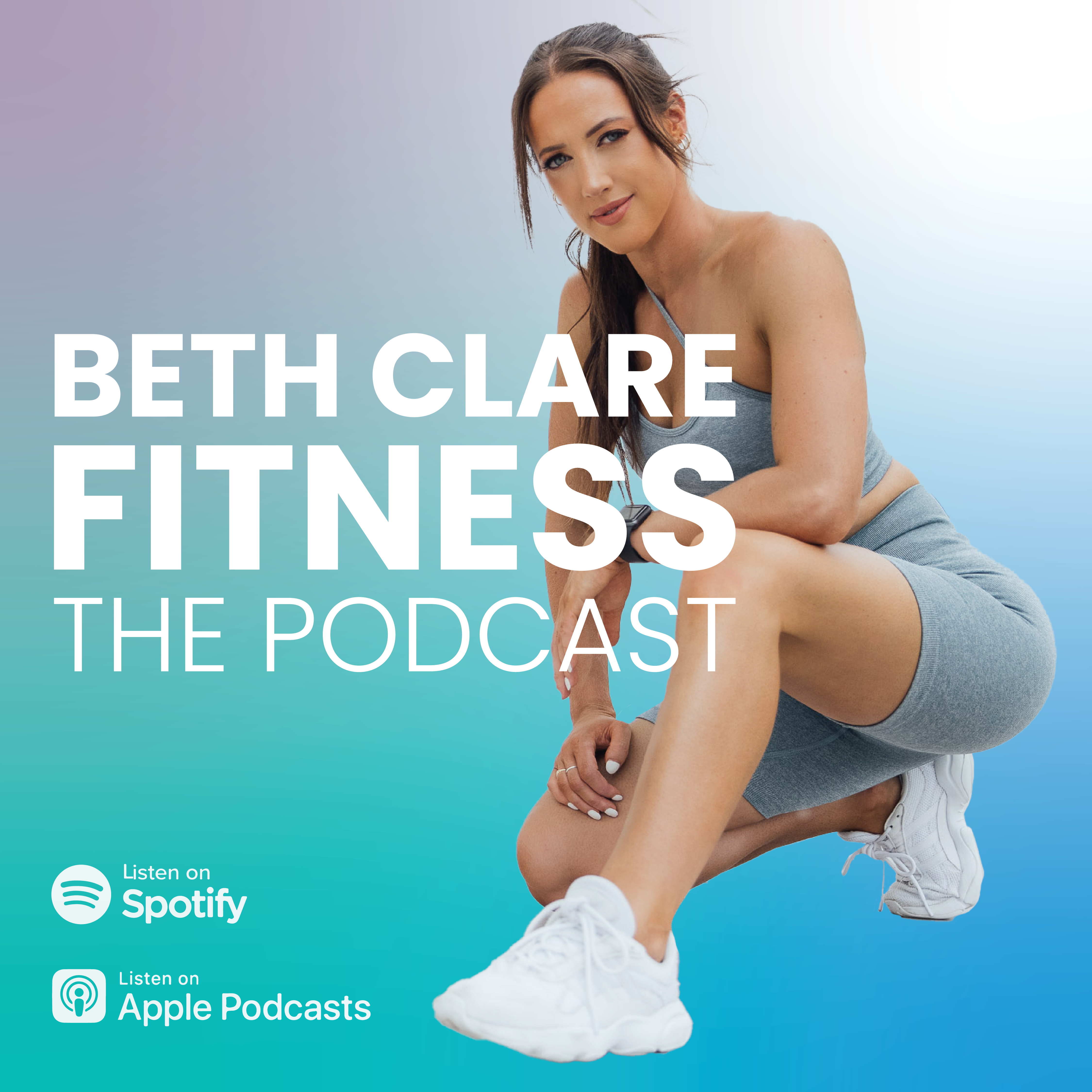 Beth Clare Fitness The Podcast show art