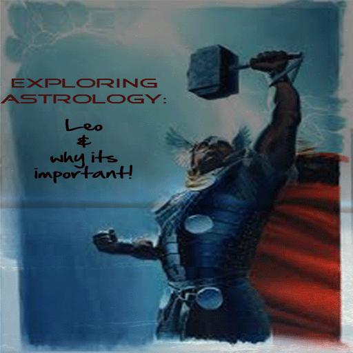 Exploring Astrology: Odin's eye, Thor's Hammer….(New mOon Leo)