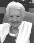 Vera Ochsner   1923-2012