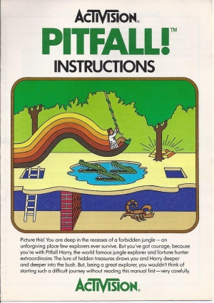 EPISODE 18: PITFALL!