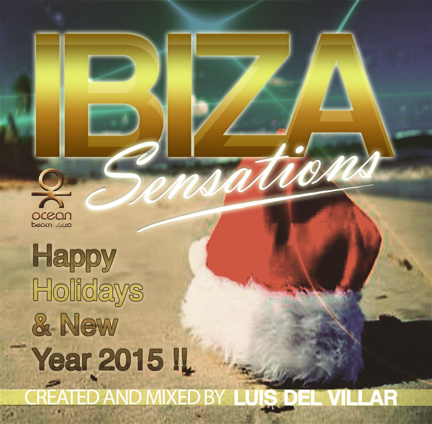 Artwork for Ibiza Sensations 107 Happy Holidays & New Year 2015