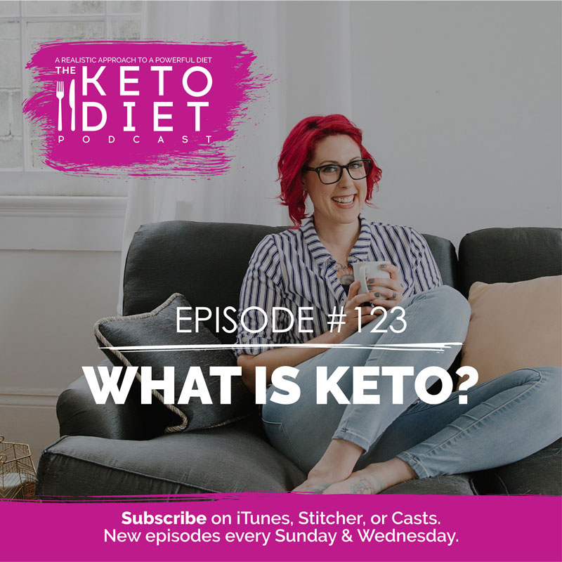 #123 What Is Keto?