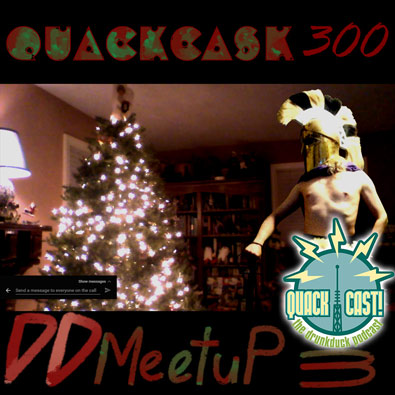 Episode 300 - 3rd DD meetup!