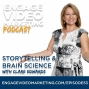 Artwork for EVM053 Storytelling and Brain Science with Clare Edwards