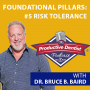 Artwork for Episode 82 – Foundational Pillars of Success: #5 Risk Tolerance