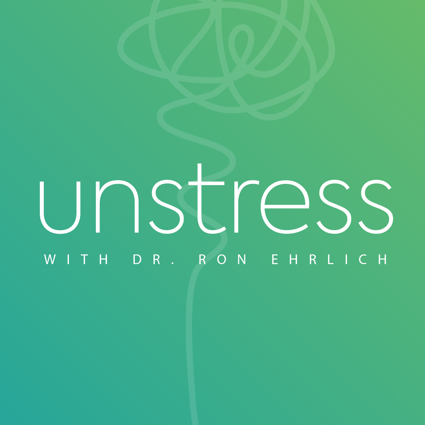 Unstress with Dr Ron Ehrlich show art