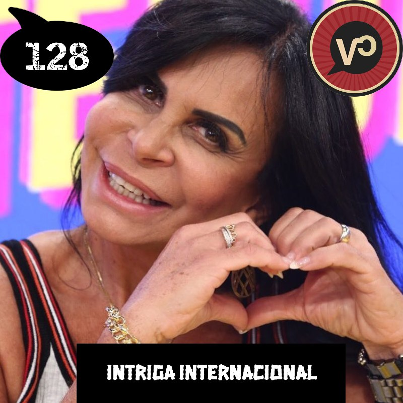 #128: Intriga Internacional - com Júlia Matos