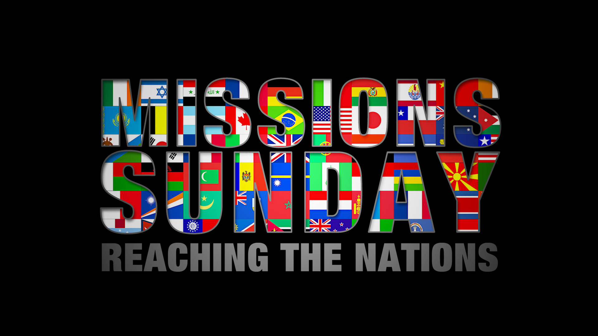 Missions Sunday Part 2