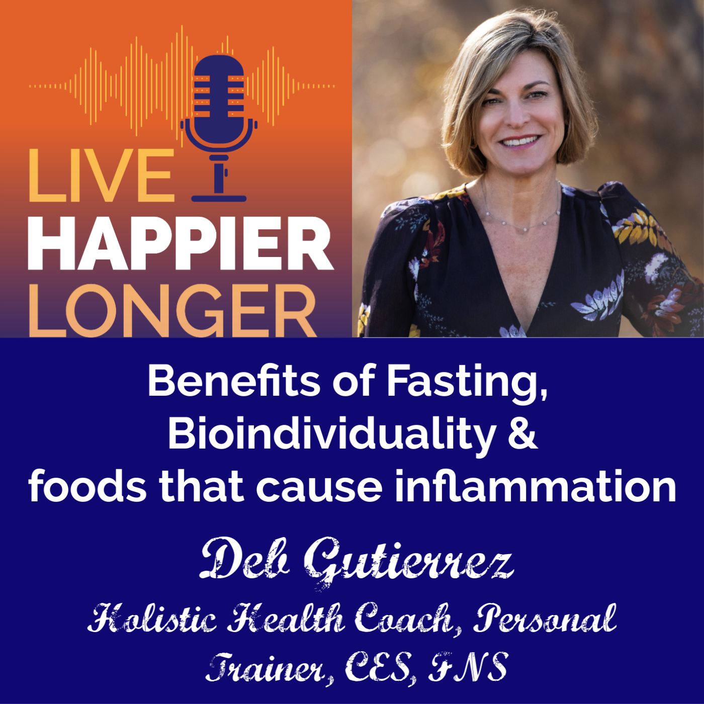 Benefits of Intermittent Fasting, Bioindividuality & foods that cause Inflammaton