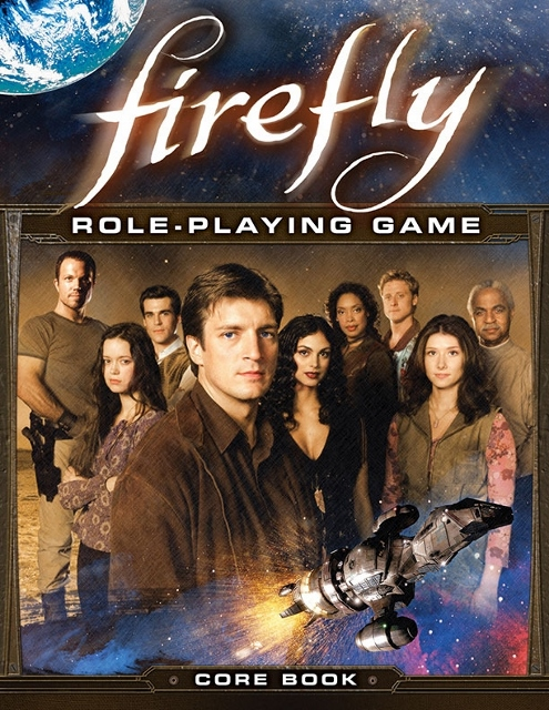 9: NEW FIREFLY RPG: Bucking the Tiger!
