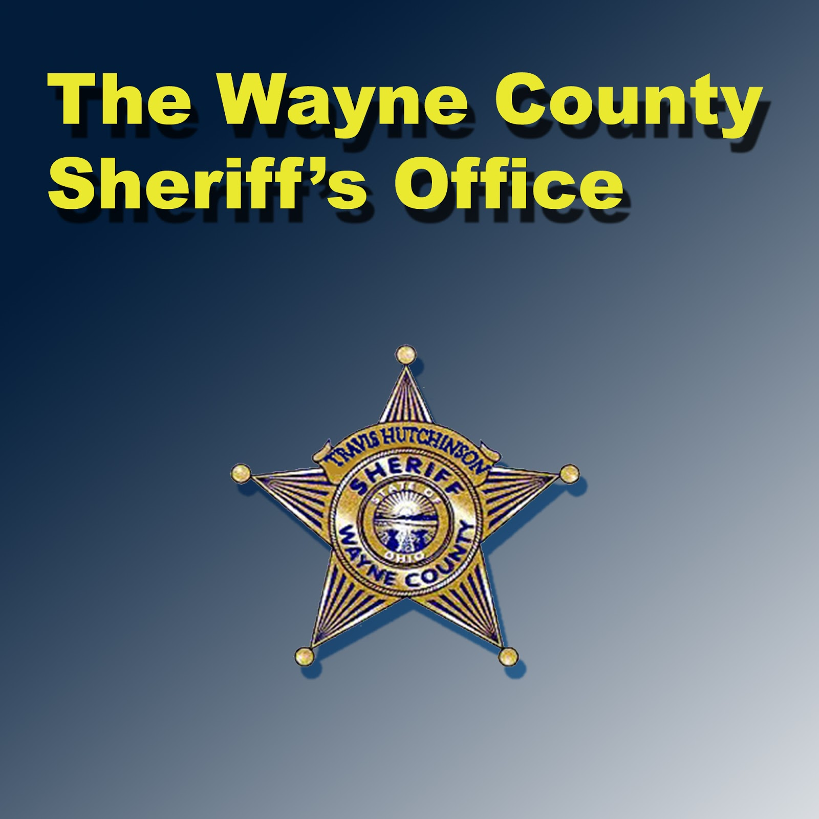 The Wayne County Sheriff's Office logo