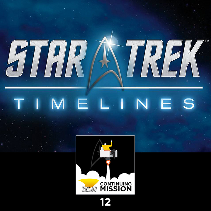 12: Exploring Star Trek Timelines