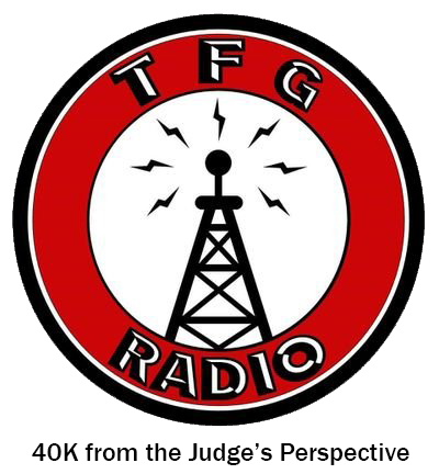 Artwork for TFG Radio Twitch Stream Episode 39 - BAO, Collusion, & Hammer of Wrath
