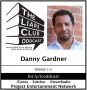 Artwork for The Liars Club Oddcast # 112 | Danny Gardner, Crime Novelist, Comedian, and Publisher