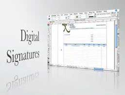 Digitally sign your PDFs