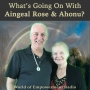 Artwork for 196: What's Going On With Aingeal Rose & Ahonu?