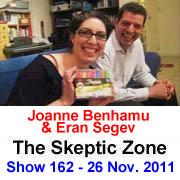The Skeptic Zone #162 - 26.Nov.2011