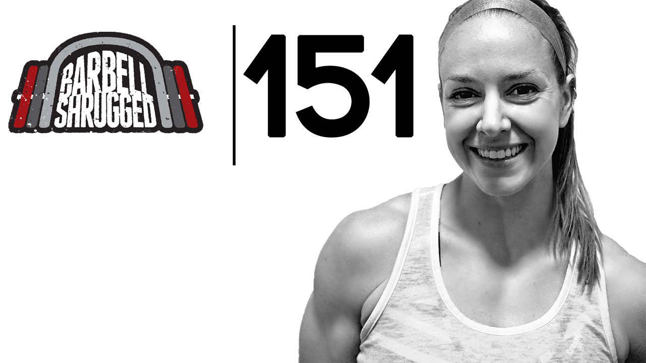 151- How to Comeback from a Devastating Injury w/ CrossFit Games Athlete Lindy Barber