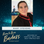 Artwork for 061- INTERVIEW: Martial Arts and Self-Protection with Mary Stevens