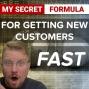 "Artwork for CS 022: My Secret ""Getting New Customers"" Formula"