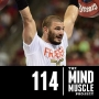 Artwork for Ep 114 - Becoming the Fittest on Earth, Part 2 with Mat Fraser CrossFIt Games Champion