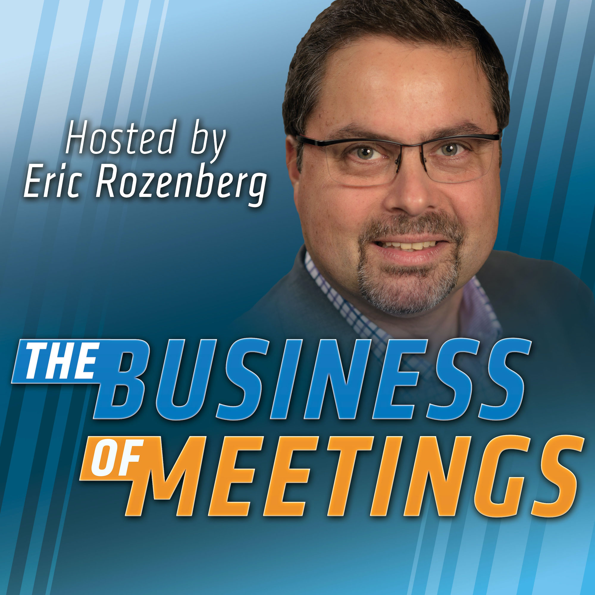 The Business of Meetings show art