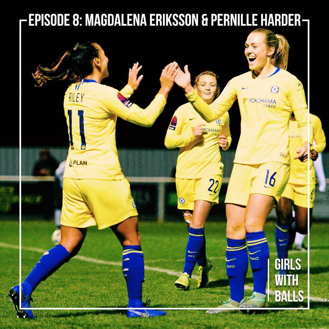 8 – MagdalenaEriksson &PernilleHarder