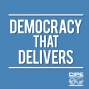 Artwork for Democracy That Delivers #177: Josh Rudolph on Malign Finance Loopholes in Party Financing